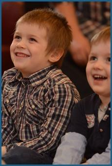 Children's entertainer in Manchester