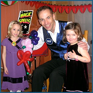 Magic-Philip-brings-smiles-to-your-child's-special-occasion